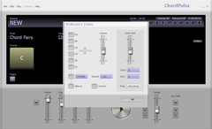 ChordPulse - Tune either your instrument or the backing band software.