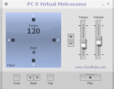 Free Download Virtual Metronome
